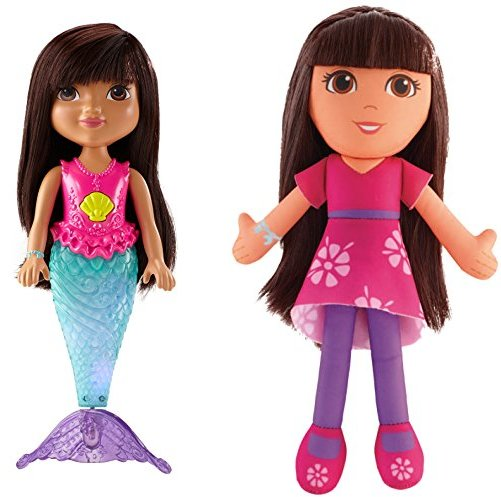 Dora The Explorer Mermaid Sparkle And Twirl Commercial: Round Up Of Amazon's BEST Cyber Monday Deals!