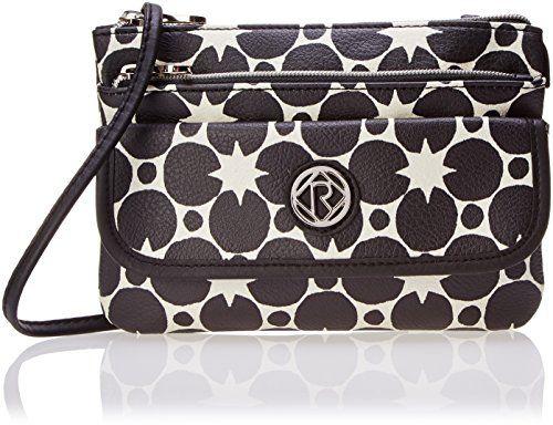 Relic Women's Erica East/West Minibag, Black/White $9.20 (reg. $40.00)