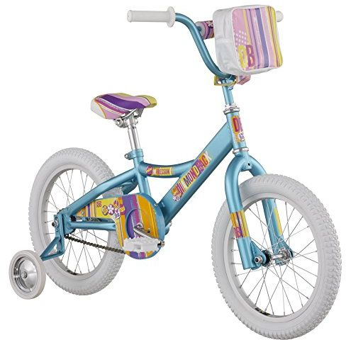 Diamondback Bicycles Youth Girls 2015 Mini Impression Complete Bike, Teal $139.99 (reg. $190.00)