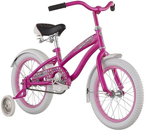 Diamondback Bicycles Youth Girls 2015 Mini Della Cruz Complete Cruiser Bike, Pink $109.99 (reg. $200.00)