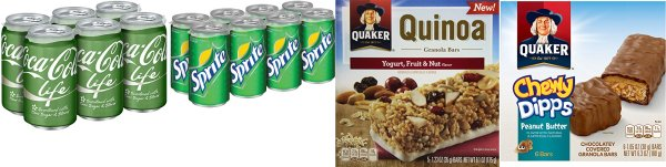 HUGE Round Up of Prime Pantry Deals — Including FREE Shipping, Extra 30% Off, Coupons & More — April 10th, 2016