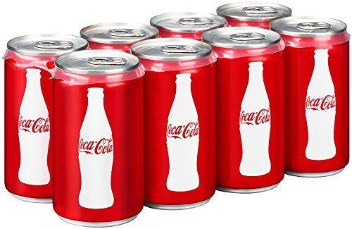 Coca-Cola, 8 ct, 7.5 FL OZ Mini-Can $3.00