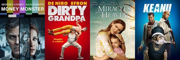 *HOT* Enjoy 99¢ Movie Rentals this Weekend!