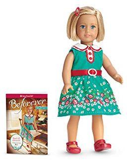 Kit 2014 Mini Doll & Book (American Girl) $19.49 (reg. $24.99)