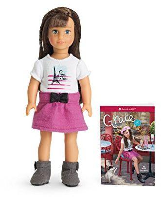 Grace Mini Doll & Book $15.09 (reg. $24.99)