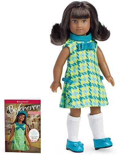 Melody Ellison Mini Doll & Book $16.99 (reg. $24.99)