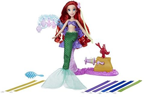 Disney Princess Ariel's Royal Ribbon Salon $9.00 (reg. $29.99)