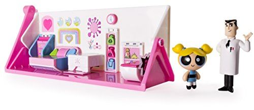 Powerpuff Girls - Flip to Action Playset $7.00 (reg. $24.99)