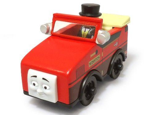 Fisher-Price Thomas the Train Wooden Railway Winston $6.99 (reg. $12.99)