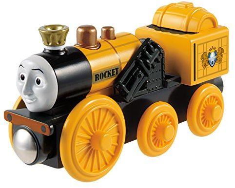 Fisher-Price Thomas the Train Wooden Railway Stephen $6.99 (reg. $12.99)