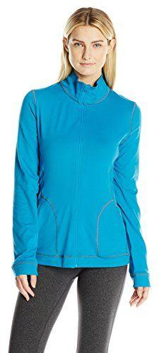 Hanes Women's Sport Performance Fleece Full Zip Jacket, Underwater Blue $18.99 (reg. $28.00)