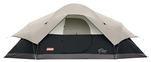 Coleman Red Canyon 8 Person Tent, Black $87.99 (reg. $139.99)