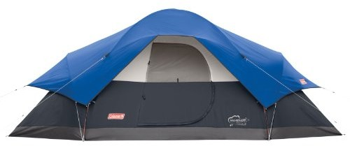 Coleman Red Canyon 8 Person Tent, Blue $87.99 (reg. $139.99)