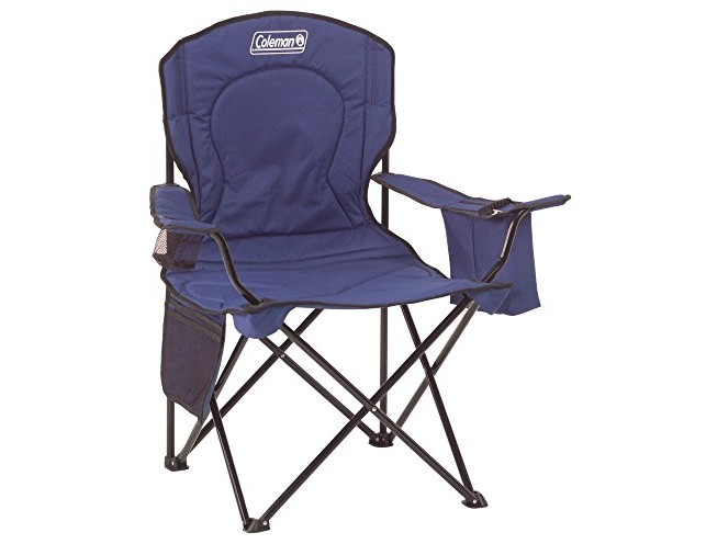 Coleman Oversized Quad Chair with Cooler $18.99 (reg. $36.99)