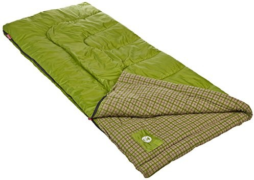 Coleman Green Valley Cool Weather Sleeping Bag $21.99 (reg. $45.99)
