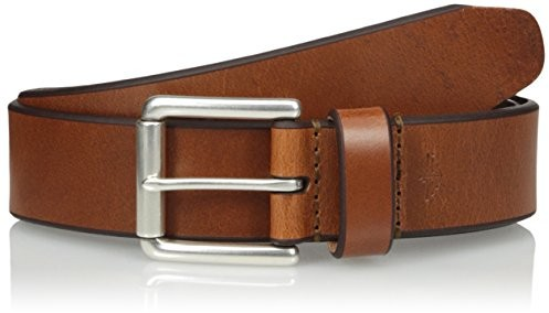 Dockers Men's 38mm Leather Bridle Belt, Tan $14.99 (reg. $29.56)