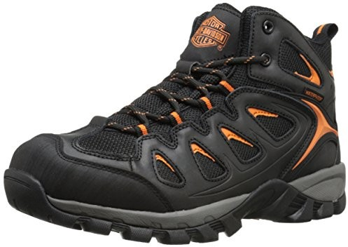 Harley-Davidson Men's Woodridge Waterproof Hiker, Black $65.95 (reg. $109.99)