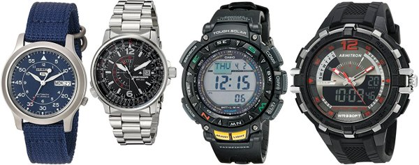 Deal of the Day: Up to 60% off Father's Day Watches!