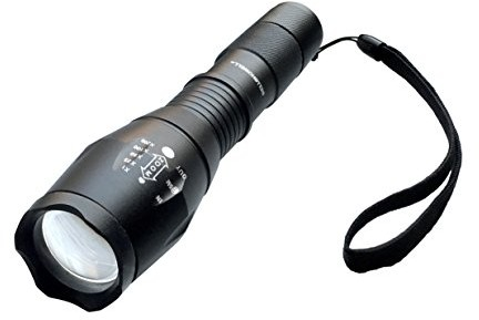 Bell + Howell 1176 Taclight High-Powered Tactical Flashlight with 5 Modes & Zoom Function $13.79 (reg. $19.88)