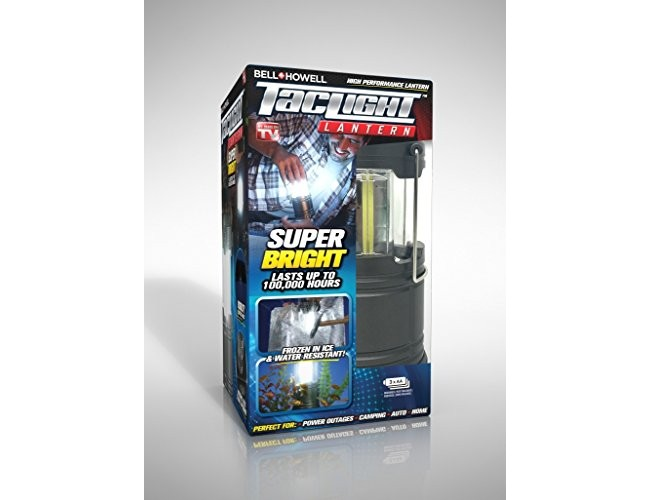 Bell + Howell 1454 Taclight Lantern Portable LED Torch (Magnetic) $16.49 (reg. $27.64)