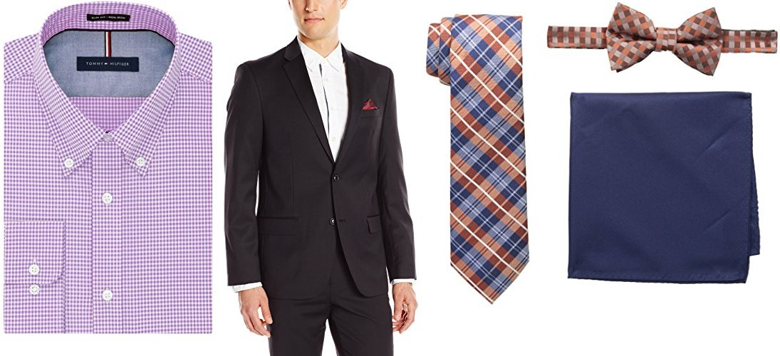 *HOT* Take an Extra 25% Off Men's Suiting & More -- Many Already Discounted!