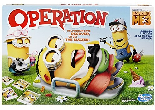 Despicable Me 3 Operation Game $15.30 (reg. $21.99)