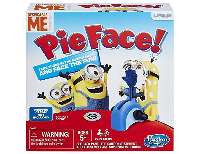 Pie Face Game Despicable Me Minion Made Edition $9.99 (reg. $24.99)