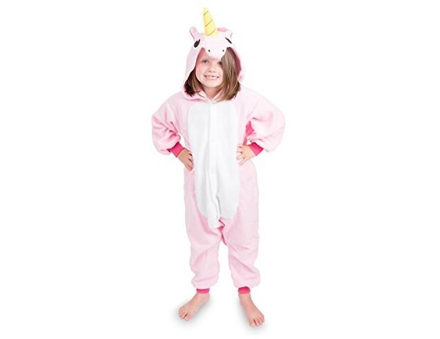 emolly kids animal unicorn onesie pajamas costume 6 3949