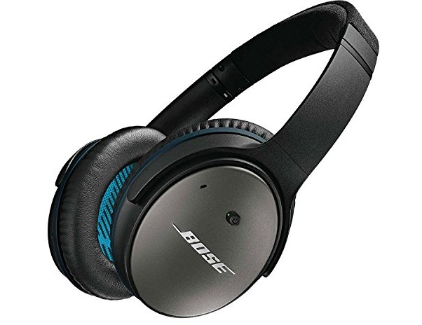 Bose QuietComfort 25 Acoustic Noise Cancelling Headphones for Samsung and Android devices, Black (wired, 3.5mm) $179.00 (reg. $299.00)