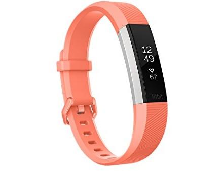 Fitbit Alta HR, Coral, Large (US Version) $99.00 (reg. $149.95)