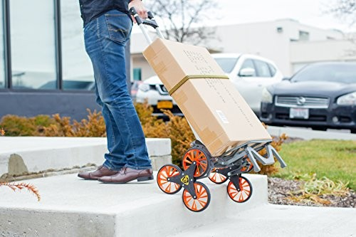 UpCart Deluxe All-Terrain Stair Climbing Folding Cart $66.50 (reg. $99.99)