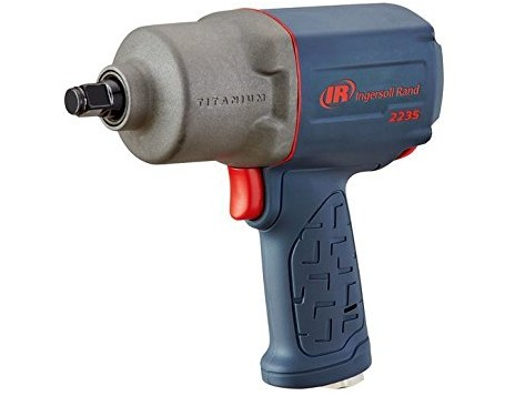 Ingersoll Rand 2235TiMAX Drive Air Impact Wrench, 1/2 Inch $159.99 (reg. $287.66)