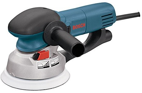 Bosch 1250DEVS 6.5 Amp Corded 6 in. Variable Speed Dual-Mode Electronic Random Orbital Sander/Polisher $229.49 (reg. $269.99)