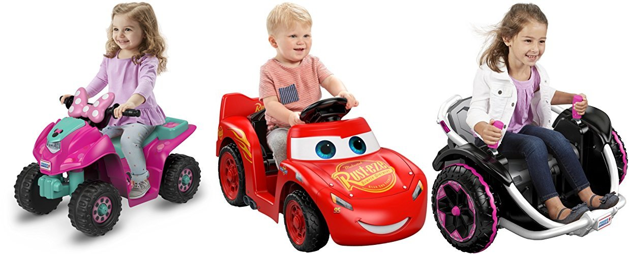 Power Wheels Disney Junior Minnie Lil' Quad