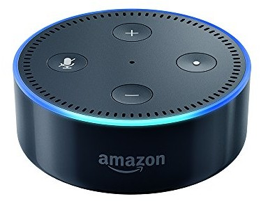 Echo Dot (2nd Generation) - Smart speaker with Alexa - Black $49.99