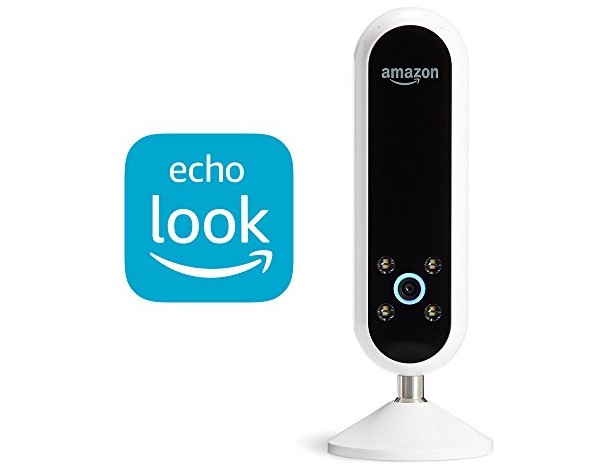 Echo Look | Hands-Free Camera and Style Assistant with Alexa—includes Style Check to get a second opinion on your outfit $199.99