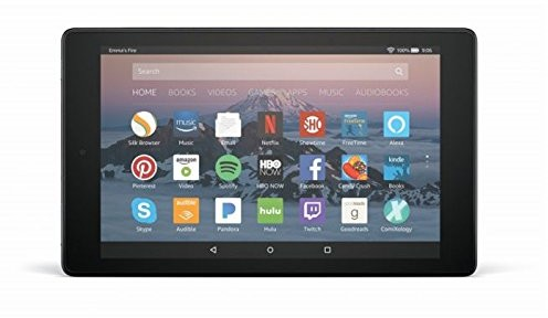 Fire HD 8 Tablet with Alexa, 8\
