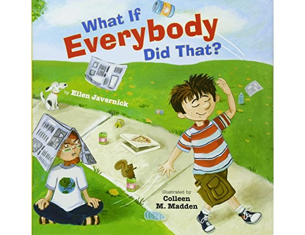 What If Everybody Did That? $9.25 (reg. $12.99)
