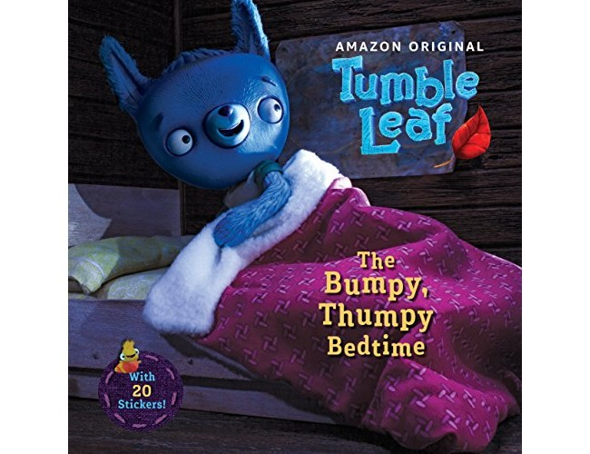 The Bumpy, Thumpy Bedtime (Tumble Leaf) $6.99