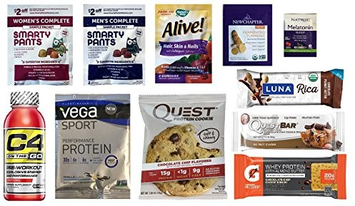 Nutrition & Wellness Sample Box (get an equal credit toward future purchase of select Nutrition & Wellness products) $6.99