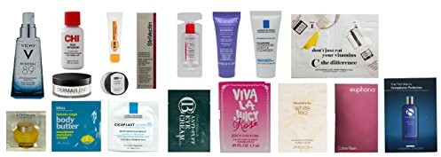 Women's Luxury Beauty Sample Box (get an equal credit toward future purchase of select Luxury Grooming products) $19.99