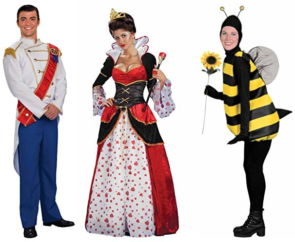 Deal of the Day: Save 20% on Men's and Women's Halloween Costumes