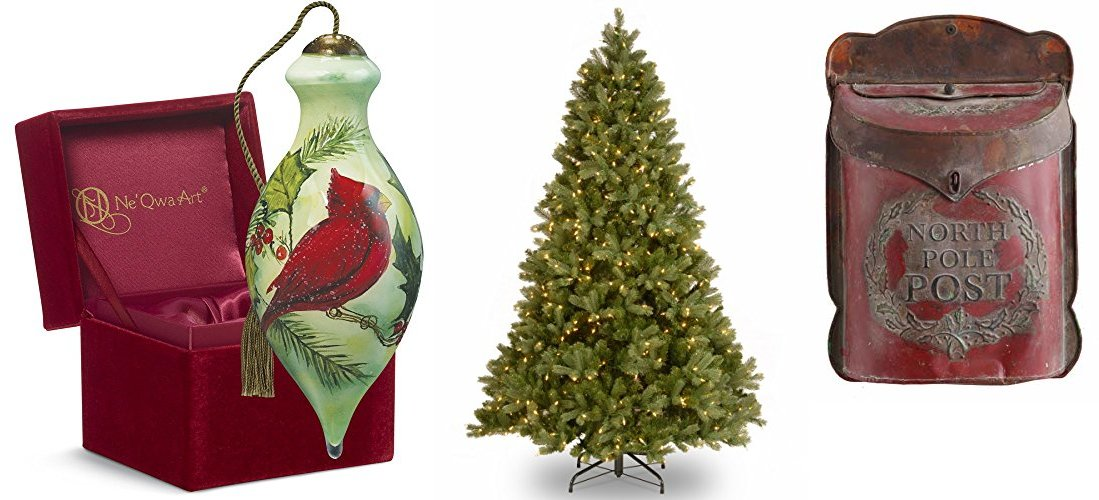 Deal of the Day: Save up to 30% on Holiday Décor!