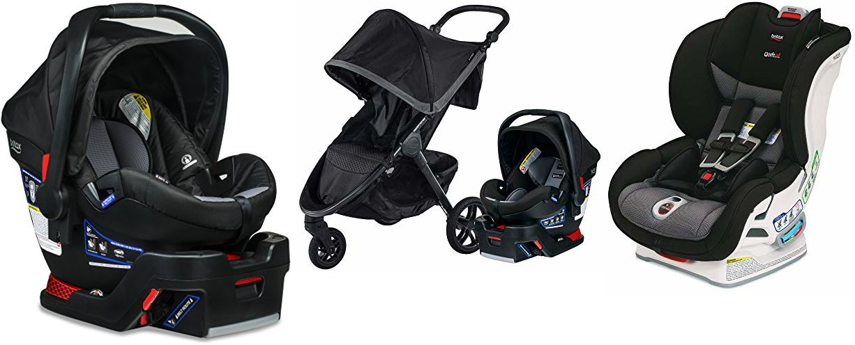 Deal of the Day: Save up to 30% on select Britax car seats and strollers!