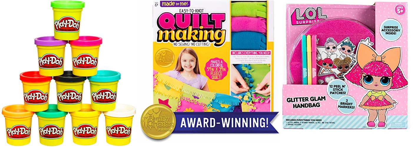 Deal of the Day: Save up to 35% on select arts and crafts for kids!