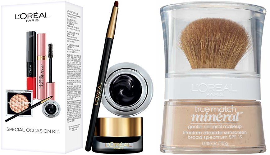 Amazon Promotion: L'Oreal Paris Save $10.00 on orders $30.00+!