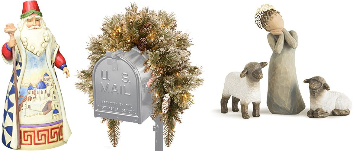 Deal of the Day: Save up to 50% on Holiday Décor!