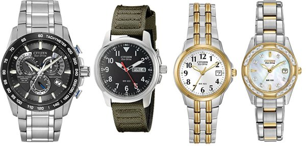 Deal of the Day: Up to 60% off Citizen Watches!