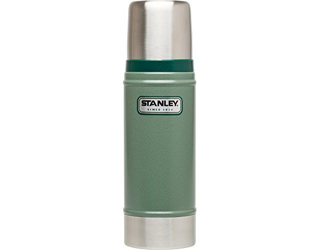 Stanley Classic Vacuum Bottle 16oz Hammertone Green