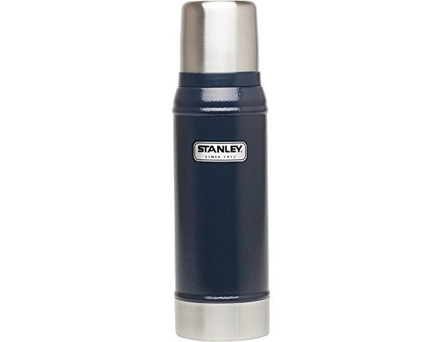 Stanley Classic Vacuum Bottle 25oz Hammertone Navy